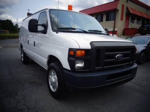 2014 Ford E-Series Cargo for sale at Quickway Exotic Auto in Bloomingburg NY