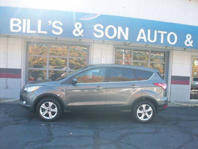 2013 Ford Escape for sale at Bill's & Son Auto/Truck Inc in Ravenna OH