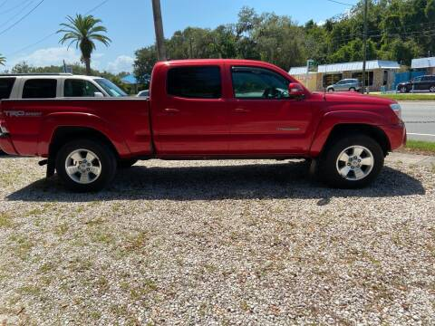 2015 Toyota Tacoma for sale at D & D Detail Experts / Cars R Us in New Smyrna Beach FL