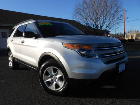 2013 Ford Explorer for sale at McKenna Motors in Union Gap WA