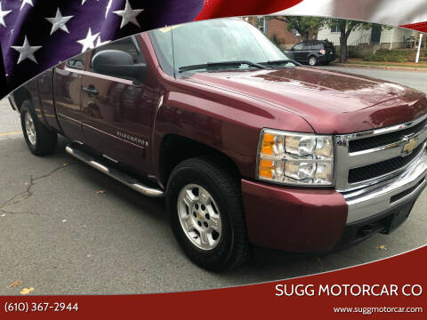 2009 Chevrolet Silverado 1500 for sale at Sugg Motorcar Co in Boyertown PA