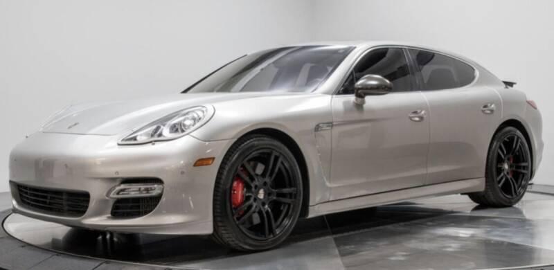 2010 Porsche Panamera for sale at R & R Motors in Queensbury NY