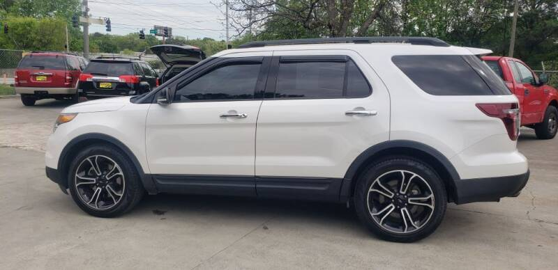 2014 Ford Explorer for sale at On The Road Again Auto Sales in Doraville GA