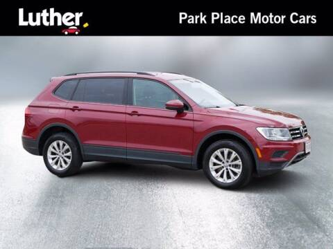 2019 Volkswagen Tiguan for sale at Park Place Motor Cars in Rochester MN