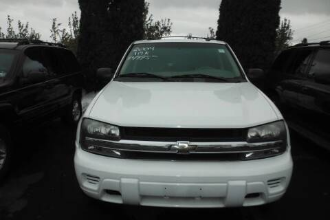 2004 Chevrolet TrailBlazer for sale at Vicki Brouwer Autos Inc. in North Rose NY