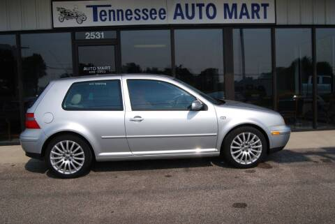 2005 Volkswagen GTI for sale at Tennessee Auto Mart Columbia in Columbia TN