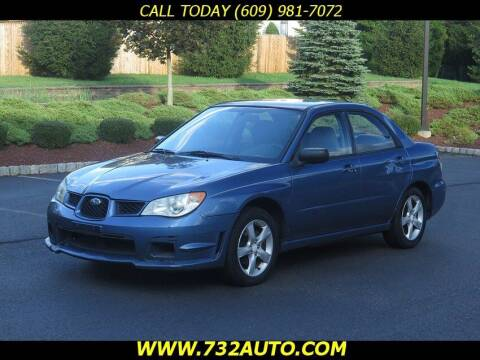 2007 Subaru Impreza for sale at Absolute Auto Solutions in Hamilton NJ