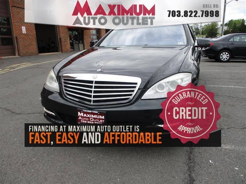 2011 Mercedes-Benz S-Class for sale in Manassas, VA