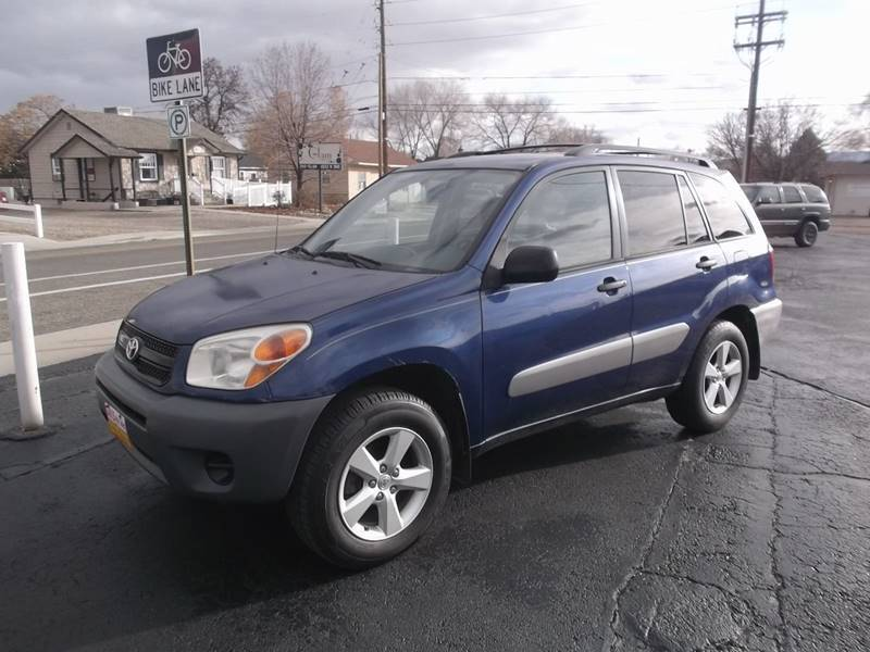 2004 Toyota RAV4 for sale at Dan's Auto Sales in Grand Junction CO