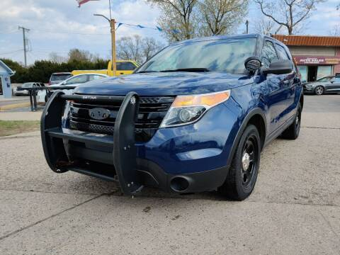 2014 Ford Explorer for sale at Lamarina Auto Sales in Dearborn Heights MI