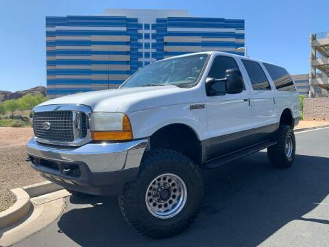 2001 Ford Excursion for sale at Day & Night Truck Sales in Tempe AZ