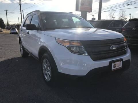 2014 Ford Explorer for sale at Cars 4 Grab in Winchester VA