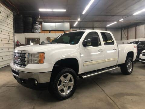 2014 GMC Sierra 2500HD for sale at T James Motorsports in Gibsonia PA