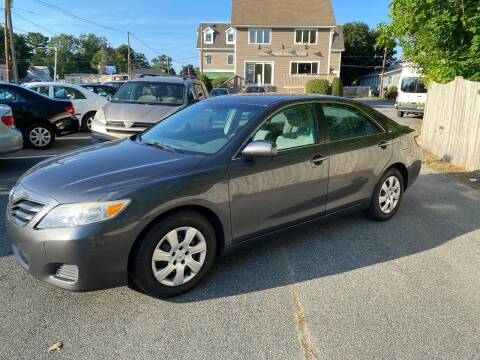 2011 Toyota Camry for sale at Good Works Auto Sales INC in Ashland MA