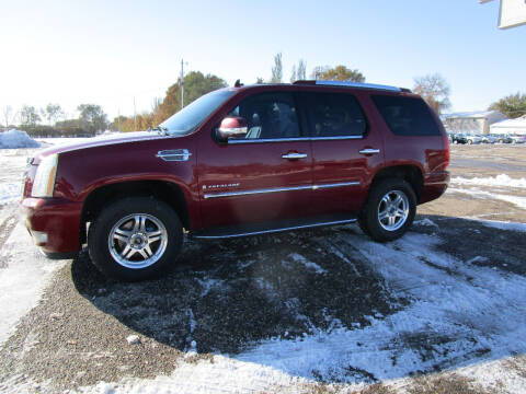2007 Cadillac Escalade for sale at Padgett Auto Sales in Aberdeen SD