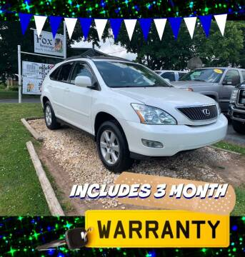 2006 Lexus RX 330 for sale at LAUER BROTHERS AUTO SALES in Dover PA