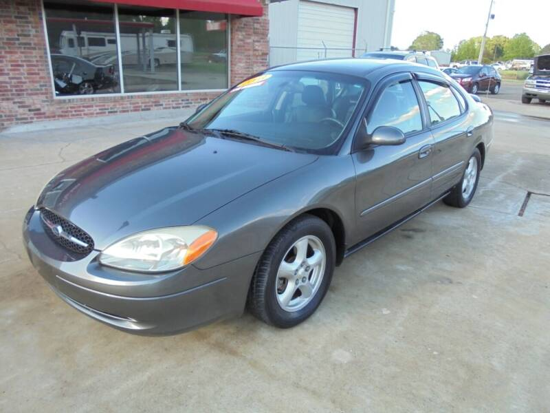 2003 Ford Taurus for sale at US PAWN AND LOAN in Austin AR