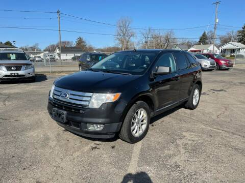 2010 Ford Edge for sale at Dean's Auto Sales in Flint MI
