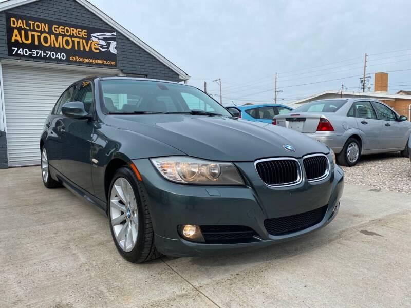 2011 BMW 3 Series for sale at Dalton George Automotive in Marietta OH