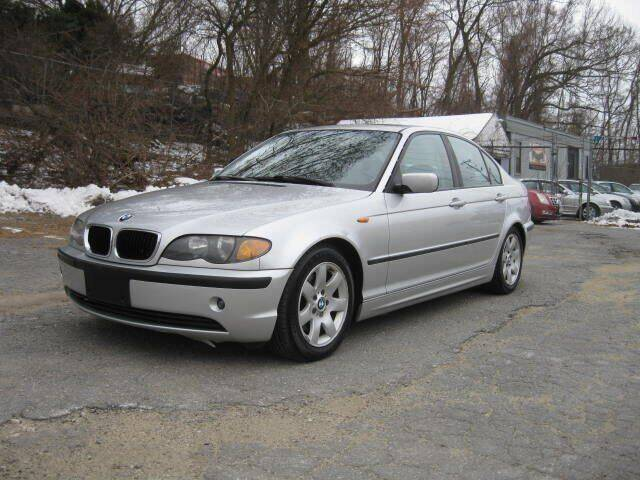 2002 BMW 3 Series for sale at Jareks Auto Sales in Lowell MA
