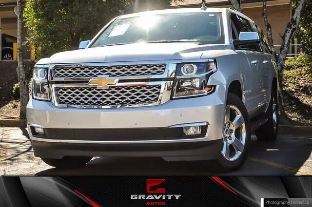 2020 Chevrolet Suburban for sale at Gravity Autos Atlanta in Atlanta GA