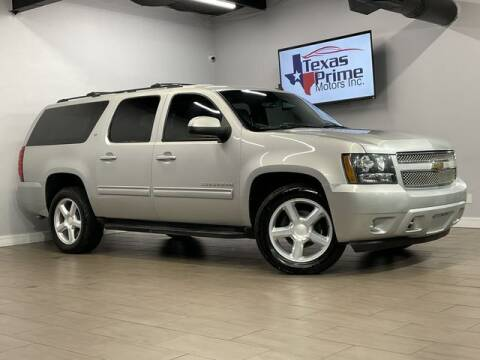 2010 Chevrolet Suburban for sale at Texas Prime Motors in Houston TX