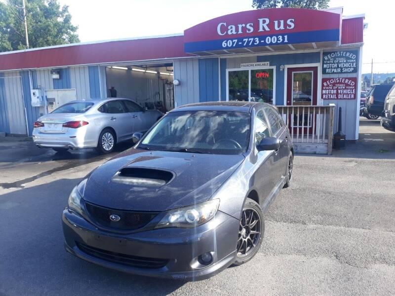 2009 Subaru Impreza for sale at Cars R Us in Binghamton NY