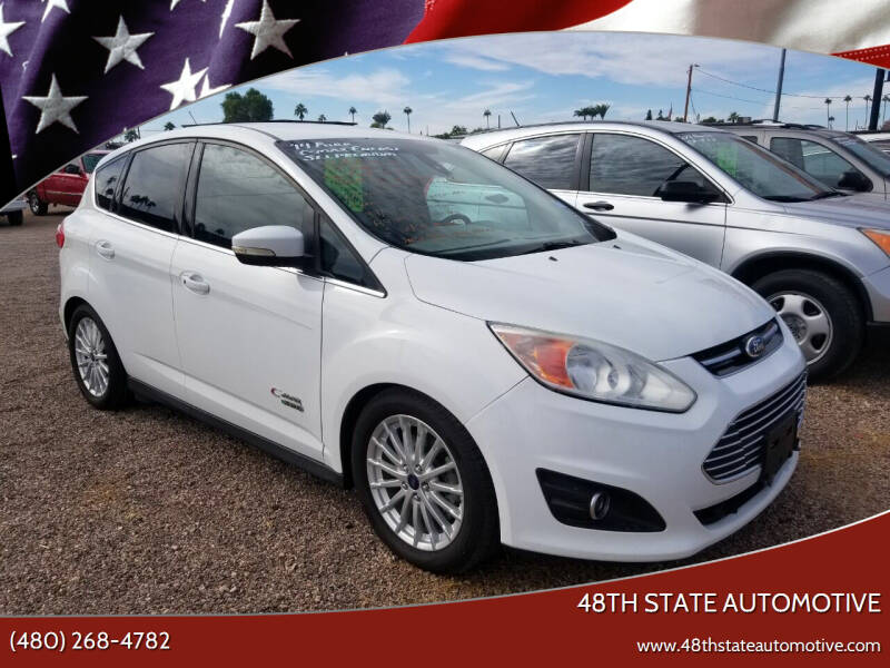2014 Ford C-MAX Energi for sale at 48TH STATE AUTOMOTIVE in Mesa AZ