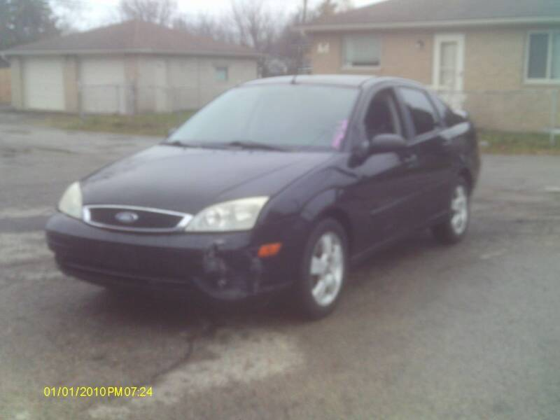 2006 Ford Focus for sale at Flag Motors in Columbus OH