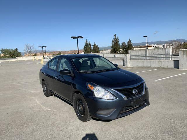 2016 Nissan Versa for sale at PREMIER AUTO GROUP in Santa Clara CA