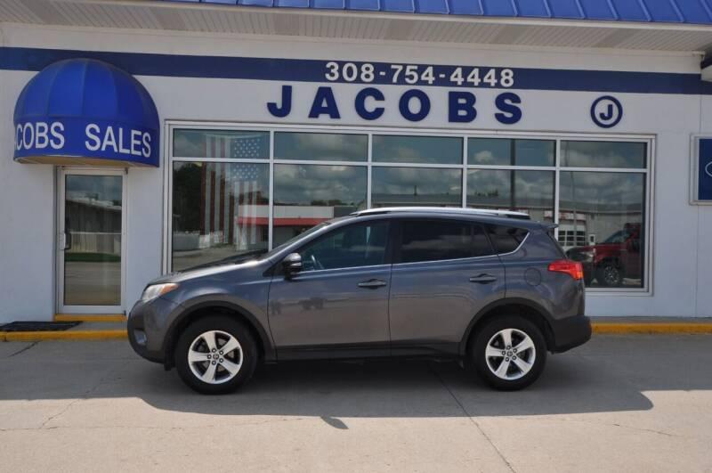 2015 Toyota RAV4 for sale at Jacobs Ford in Saint Paul NE