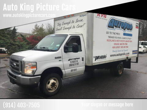 2013 Ford E-Series Chassis for sale at Auto King Picture Cars in Westchester County NY