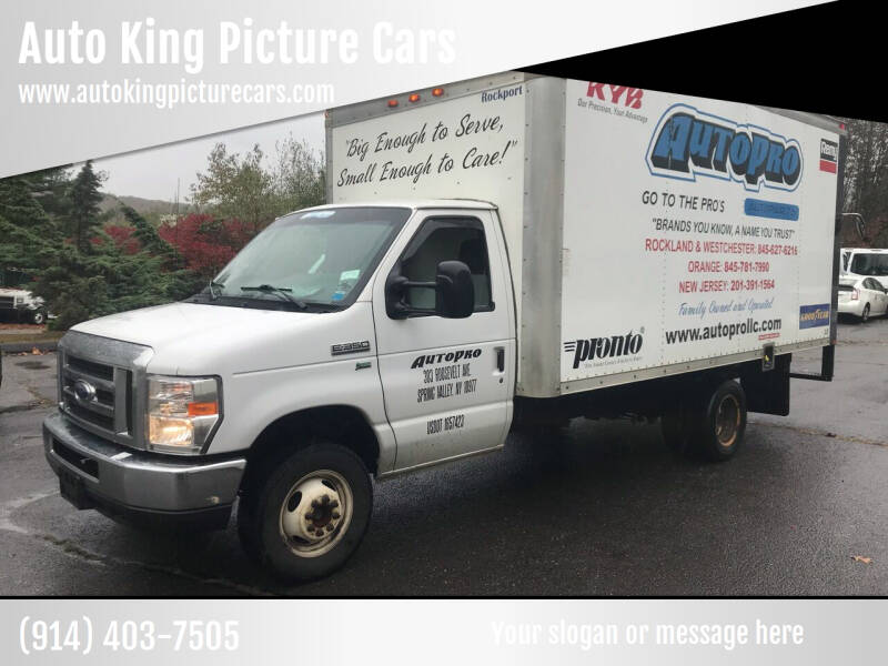2013 Ford E-Series Chassis for sale at Auto King Picture Cars in Pound Ridge NY