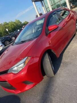 2014 Toyota Corolla for sale at Riverside Mitsubishi(New Bern Auto Mart) in New Bern NC