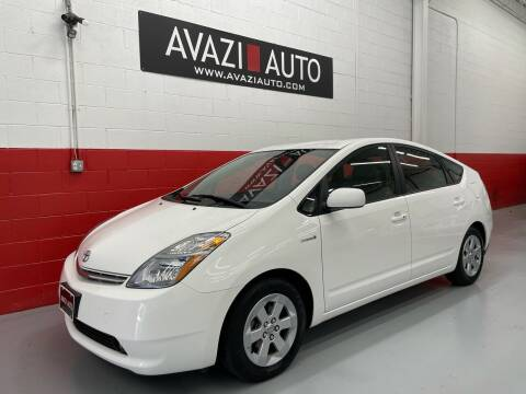 2008 Toyota Prius for sale at AVAZI AUTO GROUP LLC in Gaithersburg MD