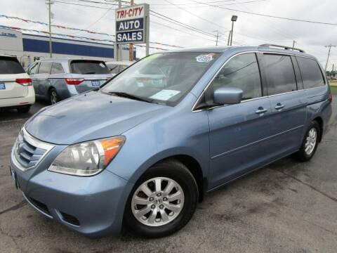 2008 Honda Odyssey for sale at TRI CITY AUTO SALES LLC in Menasha WI