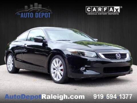 2010 Honda Accord for sale at The Auto Depot in Raleigh NC