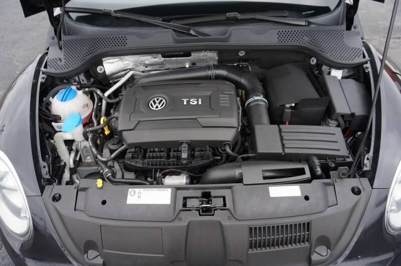 2016 Volkswagen Beetle 1.8T S PZEV 2dr Coupe 6A - Tulsa OK