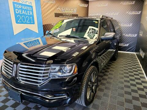 2016 Lincoln Navigator L for sale at X Drive Auto Sales Inc. in Dearborn Heights MI