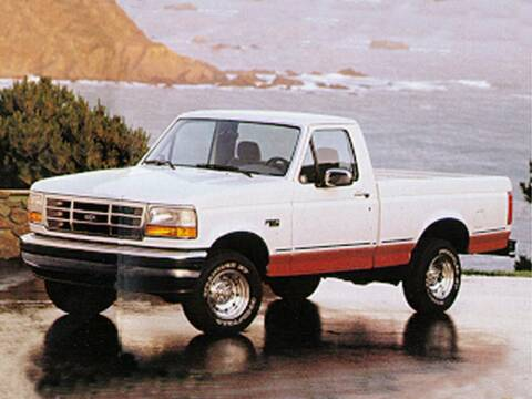 1994 Ford F-250 for sale at St. Croix Classics in Lakeland MN
