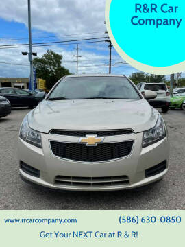 2014 Chevrolet Cruze for sale at R&R Car Company in Mount Clemens MI