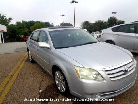2006 Toyota Avalon for sale at Gary Simmons Lease - Sales in Mckenzie TN