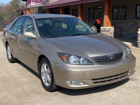 2002 Toyota Camry for sale at Affordable Auto Sales in Cambridge MN