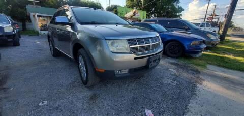 2008 Lincoln MKX for sale at C.J. AUTO SALES llc. in San Antonio TX