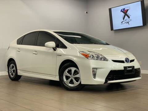 2015 Toyota Prius for sale at TX Auto Group in Houston TX