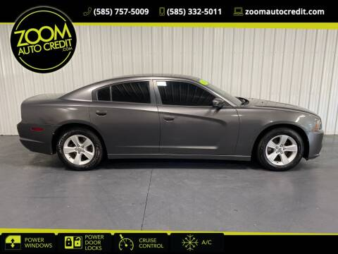 2014 Dodge Charger for sale at ZoomAutoCredit.com in Elba NY