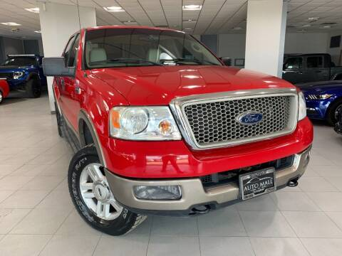 2004 Ford F-150 for sale at Auto Mall of Springfield in Springfield IL