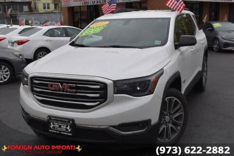 2017 GMC Acadia for sale at www.onlycarsnj.net in Irvington NJ