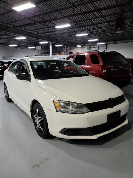 2013 Volkswagen Jetta for sale at Brian's Direct Detail Sales & Service LLC. in Brook Park OH