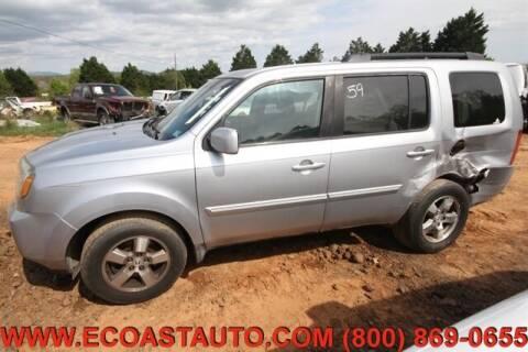 2010 Honda Pilot for sale at East Coast Auto Source Inc. in Bedford VA